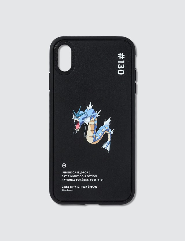 Casetify Gyarados 130 Pokédex Night Iphone XS Max Case