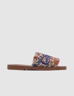 Chloé Woody Flat Mule Picture