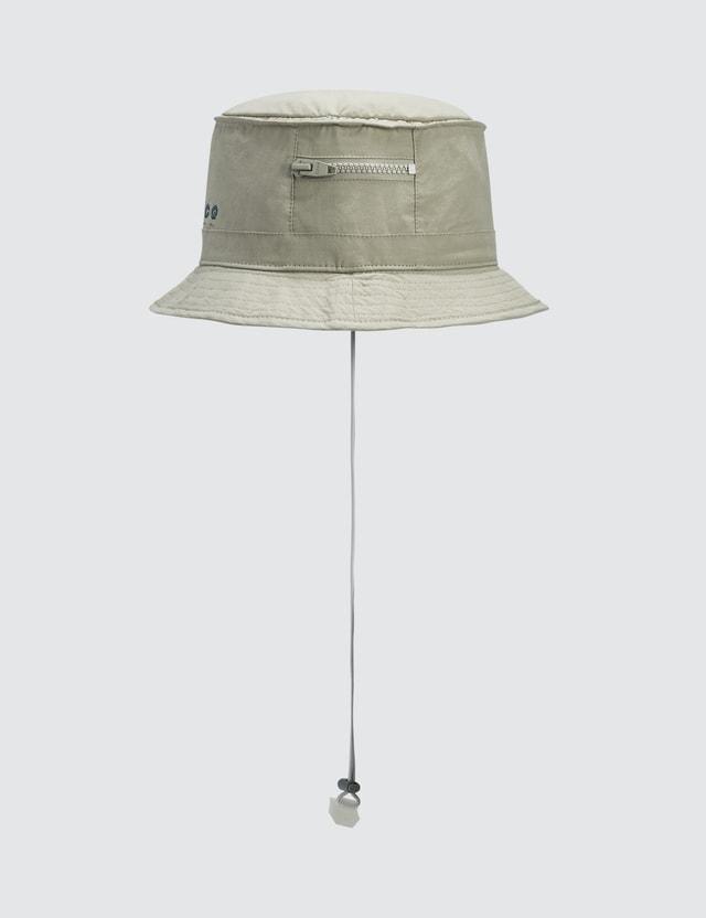 C2H4 Los Angeles Actg Pocket Bucket Cap