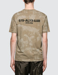 1017 ALYX 9SM Camo Collection S/S T-Shirt
