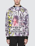 Perks and Mini Waterfalls Sublimation Long Sleeve T-shirt Picutre