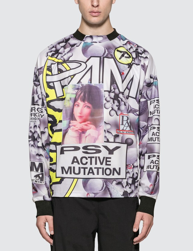 Perks and Mini Waterfalls Sublimation Long Sleeve T-shirt