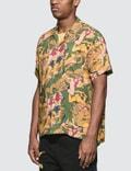 Brain Dead Hawaiian Shirt With Women Print