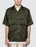 Prada Nylon Gabardine Pocket Shirt Picture