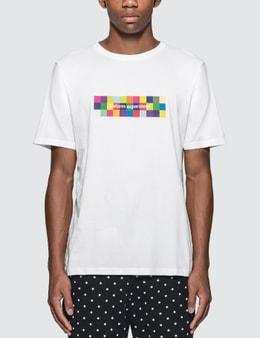 uniform experiment Color Chart Box Logo T-Shirt