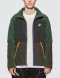 Nike Nike Sportswear Color Blocked Fleece Jacket Picutre