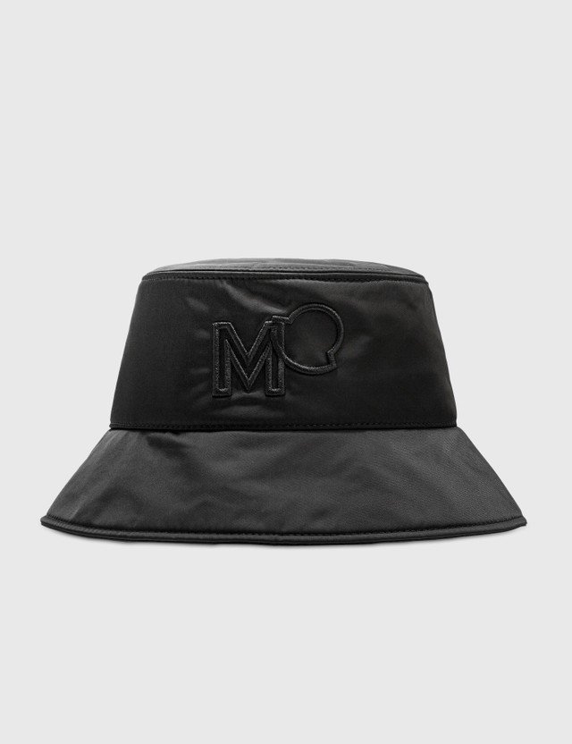 Moncler Bucket Hat Black Women