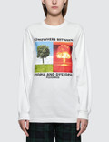 Pleasures Somewhere Long Sleeve T-Shirt Picture