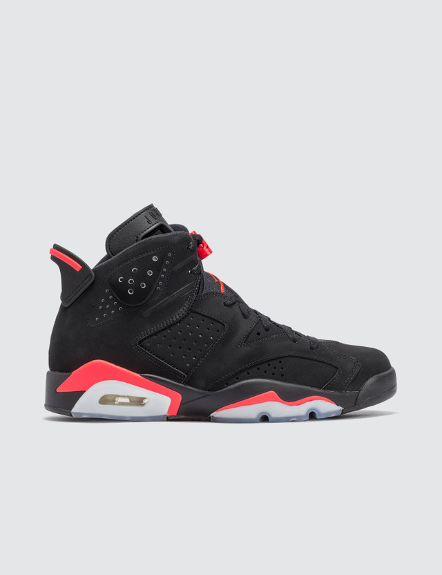 Jordan Brand Air Jordan 6 Retro 2014 Black Infrared