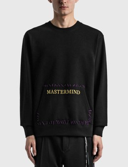 Mastermind World Hand-stitched Crewneck