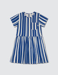 Mini Rodini Odd Stripe S/S Dress Picutre
