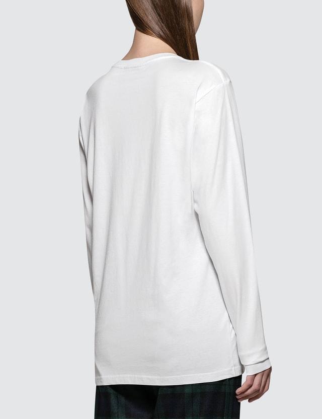 Perks and Mini P.a.maiden Logo Eyes Long Sleeve T-shirt