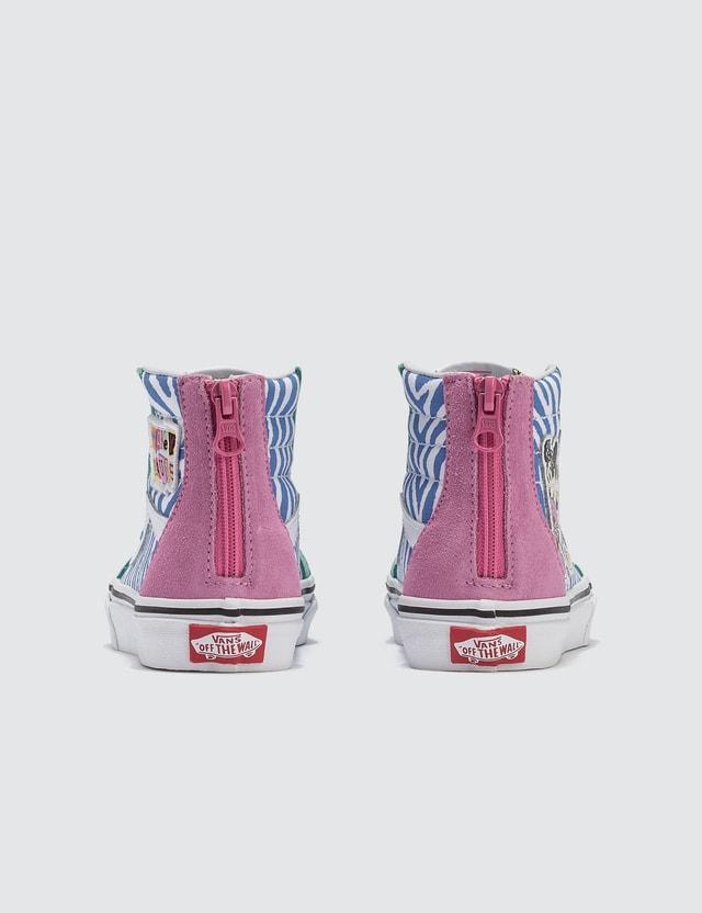 Vans Disney x Vans Sk8-HI Zip Kids