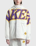 Nike Nike X Ambush Los Angeles Lakers Jacket Picutre