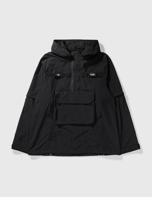 bagjack GOLF Hypegolf X bagjack GOLF Anorak Black Men