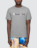 Champion Japan Tri-Color Script Embroidery S/S T-Shirt