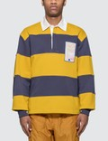 Acne Studios Rugby Polo Shirt Picture