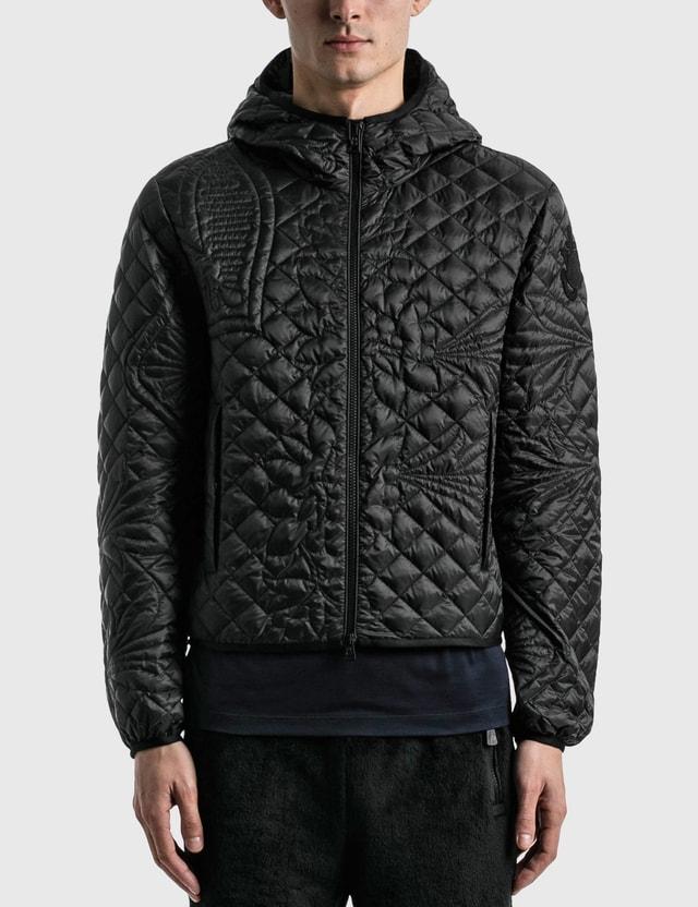 Moncler Genius 1 Moncler JW Anderson Quilted Jacket Black Men
