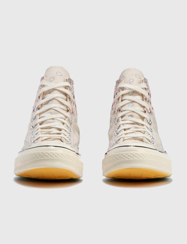 Converse Chuck 70 High Sneaker Natural Ivory/egret/multi Women