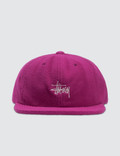 Stussy Smooth Stock Polar Fleece Strapback Picture