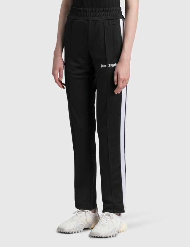 Palm Angels Classic Track Pants Black Women