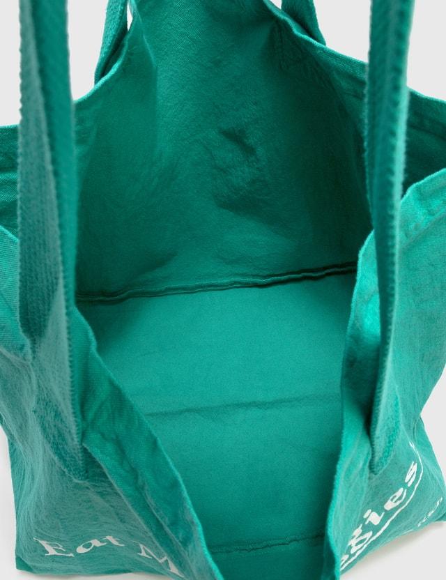 Sporty & Rich Eat Veggies Tote Bag Tropical/white Women