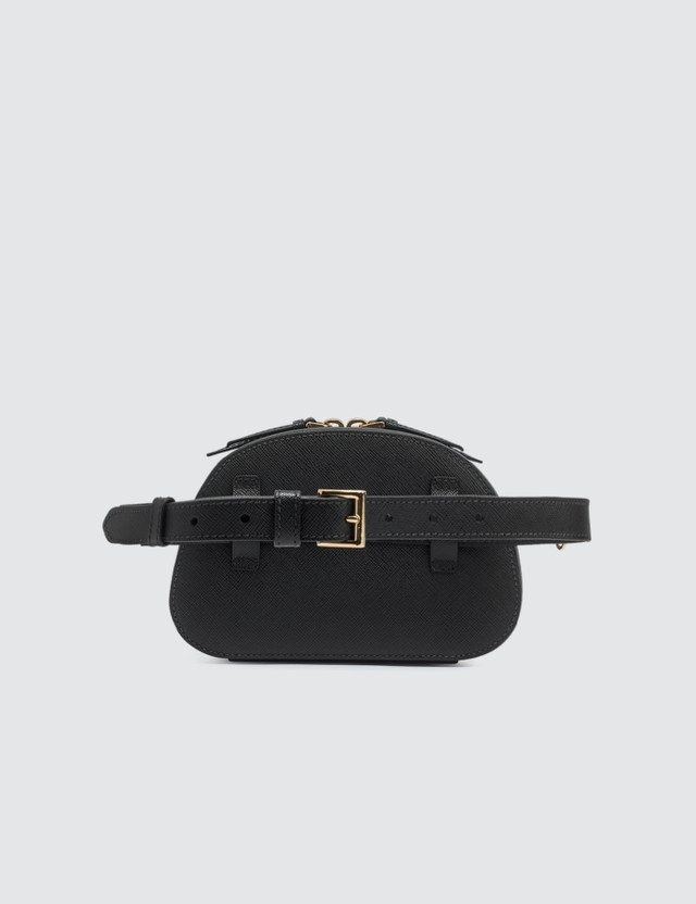 Prada Odette Saffiano Belt Bag
