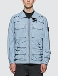Stone Island Canvas Placcato Jacket Picture