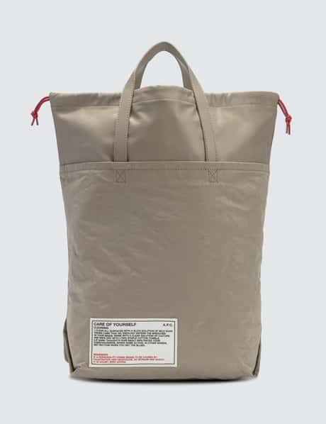 아페쎄 A.P.C. Care of Yourself Shopping Bag