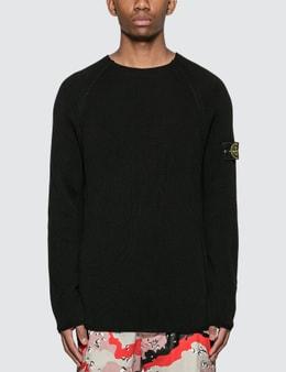 Stone Island Cotton Knit Sweater