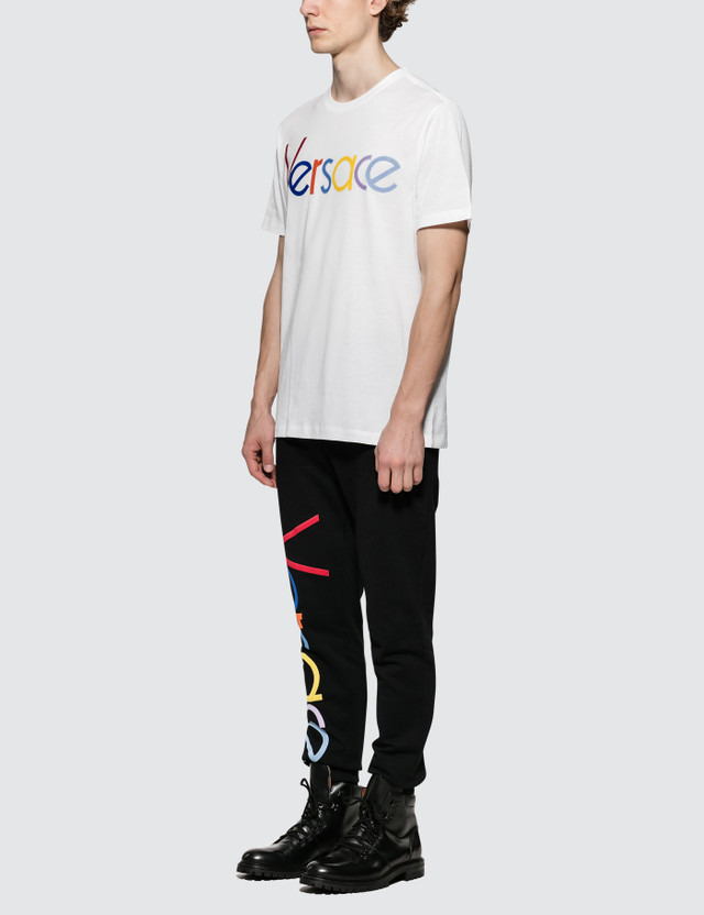 Versace Font S/S T-Shirt
