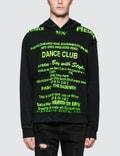 Misbhv Dance Club Hoodie Picture