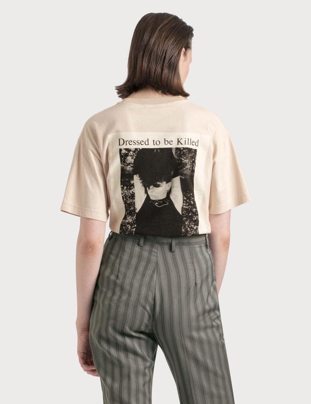 Acne Studios Erice Magazine T-shirt