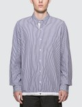 Sacai Allover Stripes Shirt Picutre