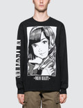 Flagstuff Dream And Reality L/S T-Shirt B Picture