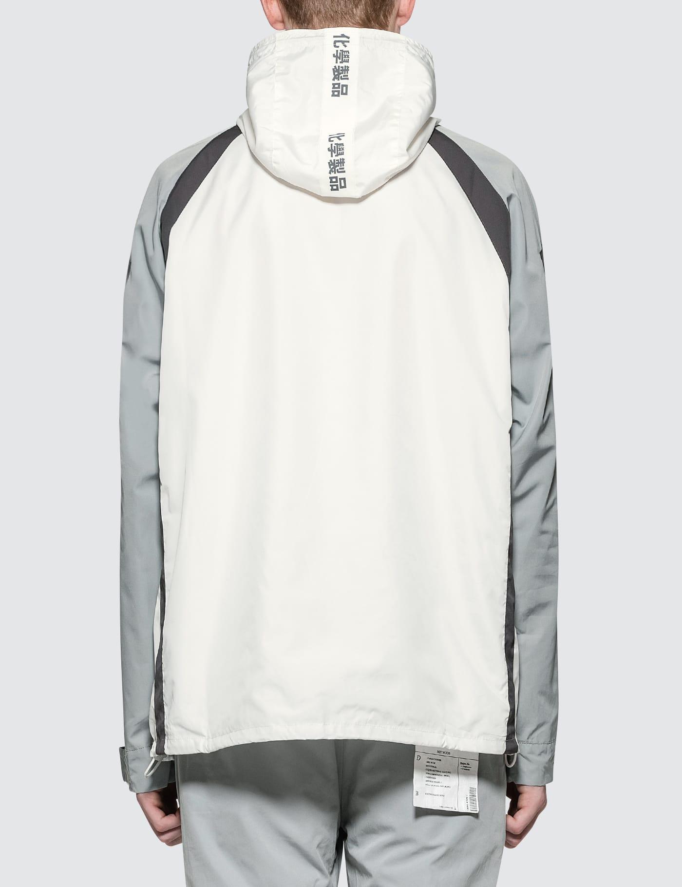 "C2H4 LOS ANGELES | C2H4 Los Angeles ""Workwear"" Hooded Pullover | Goxip"
