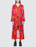 Kirin Haetae Viscose Pajama Dress Picutre