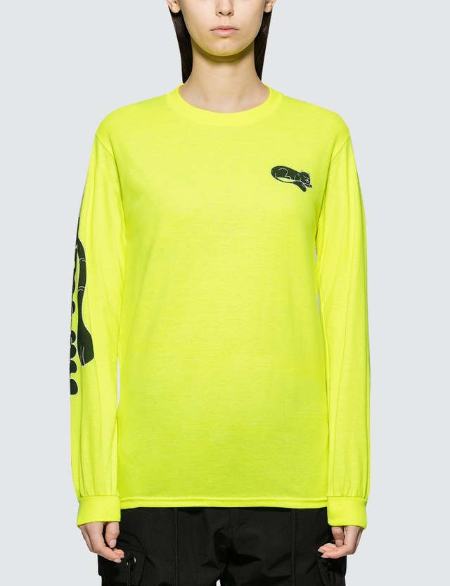 RIPNDIP Ripntail Long Sleeve T-shirt