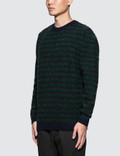 Norse Projects Sigfred Brushed Stripe Sweater