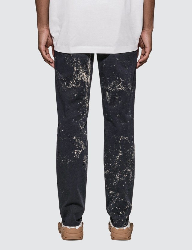 Maison Margiela Paint Splatter Trousers