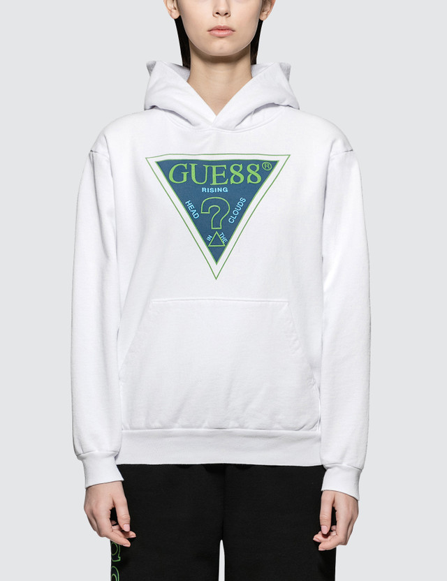 88Rising x Guess 88 Rising Ls Hooded Sweatshirt