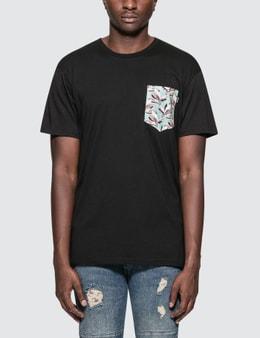 The Quiet Life Palm Pocket S/S T-Shirt