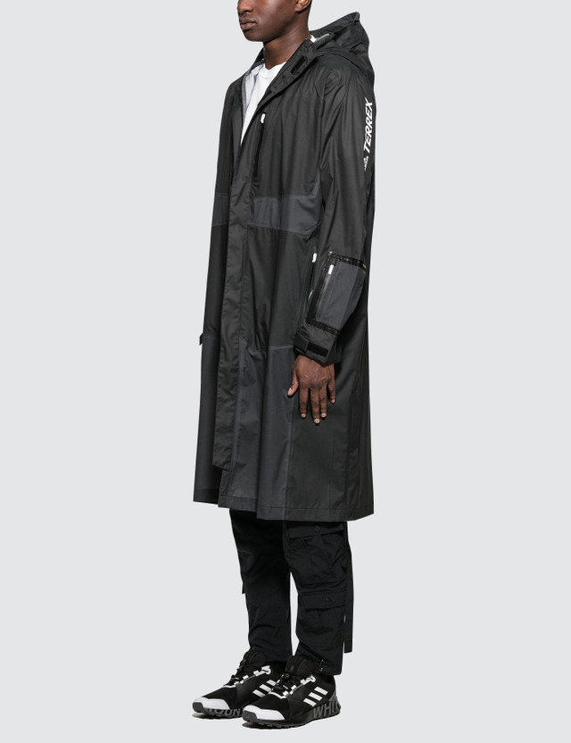 Adidas Originals White Mountaineering x Adidas 3L Long Jacket
