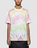 Stella McCartney Tie Dye Short Sleeve T-shirt Picture