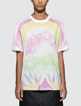 Stella McCartney Tie Dye Short Sleeve T-shirt
