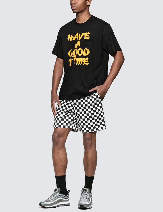 Have A Good Time Karate Logo T-Shirt