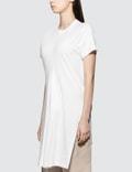 JW Anderson Waterfall T-shirt White Women