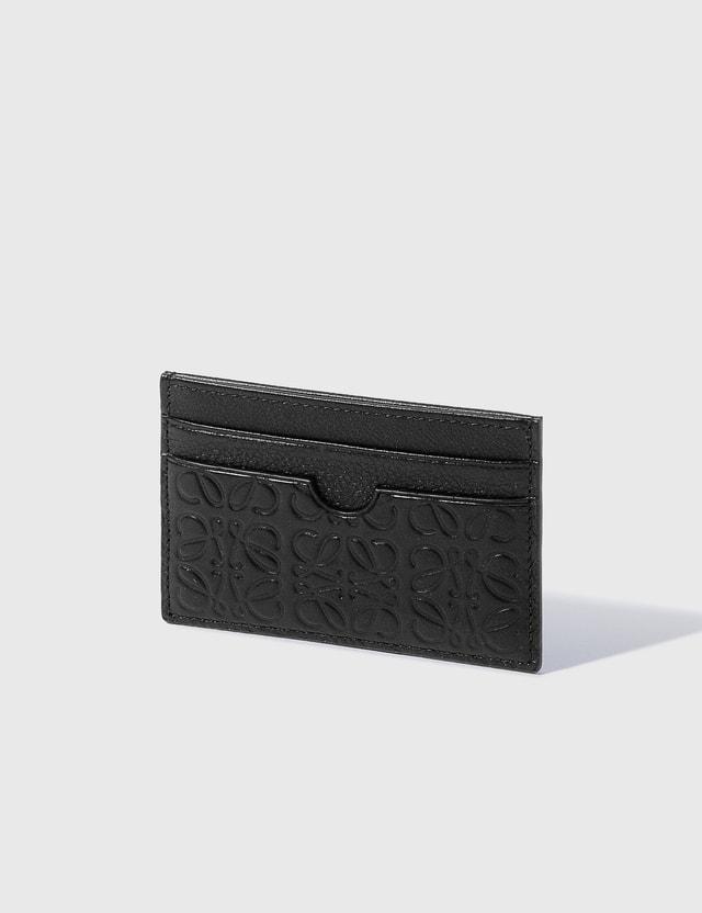 Loewe Plain Cardholder Black Men