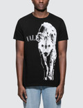 Valentino Hyena Slim Fit S/S T-Shirt Picture