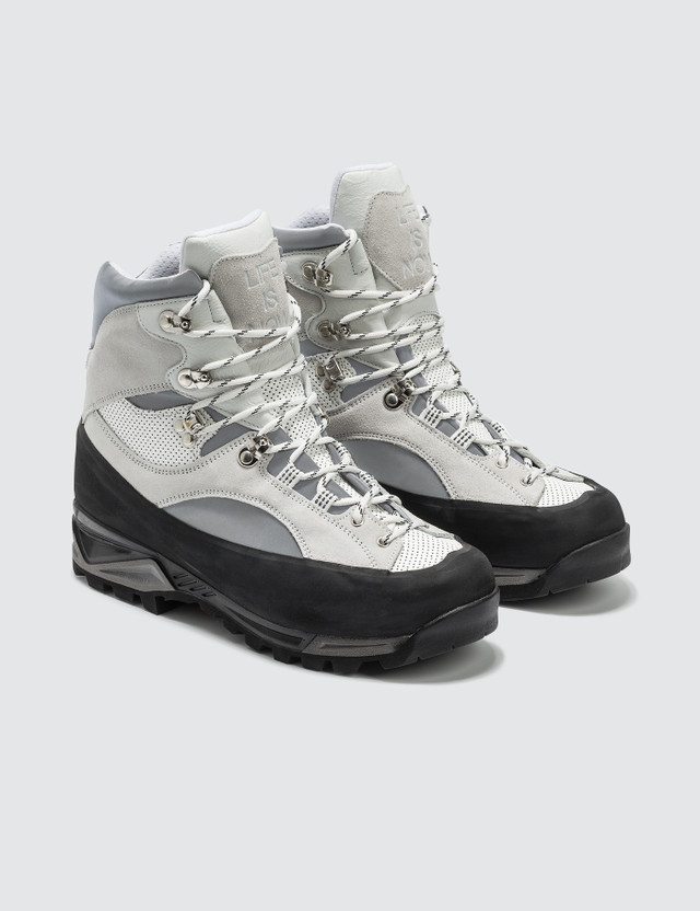 Ganni Sarai Boots White Women